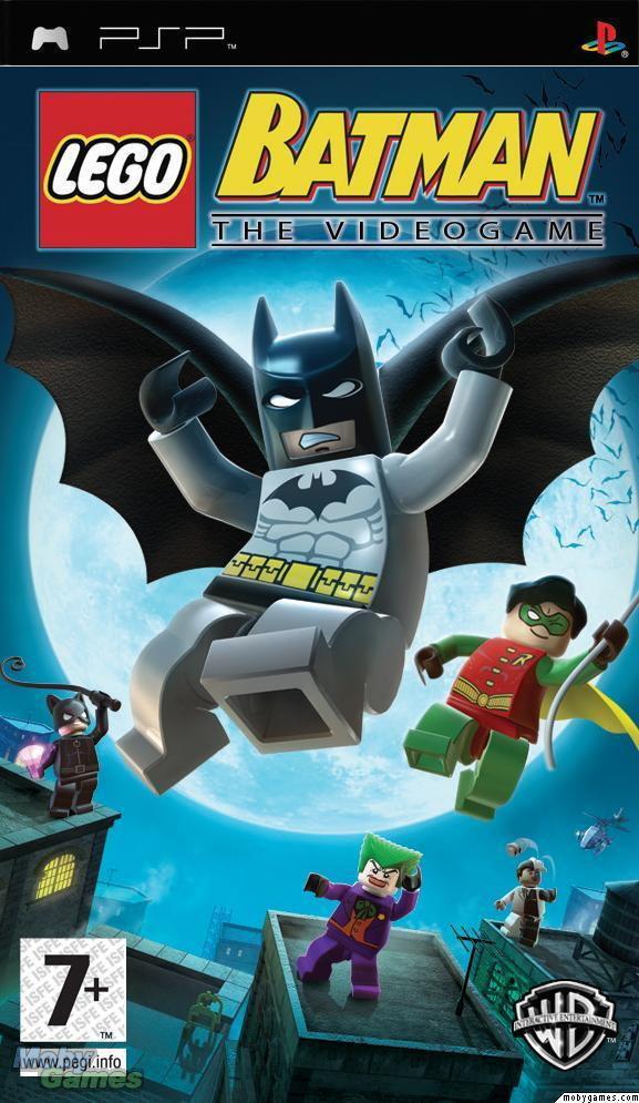 Opinie o  Batman:TheVideogamePSP