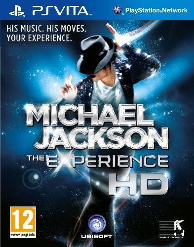 Michael Jackson The Experience PS Vita