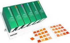Opinie o Pantone Biblioteka Fashion & Home Cotton Swatch Library PANT170