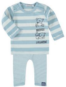 Dirkje Boys Komplet 2-częściowy small stripe/white 31U-21054H_2