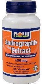 Now Foods Andrographis Extract 90 szt.