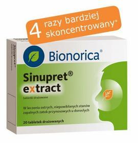 Bionorica Sinupret Extract 20 szt.