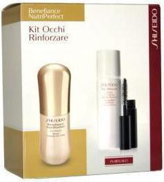 Shiseido Benefiance NutriPerfect Kit Occhi Rinforzare Serum pod oczy 15ml + tusz