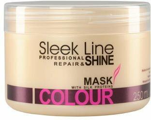 Stapiz Sleek Line Repair & Shine COLOUR Maseczka Hair 250ml 0786