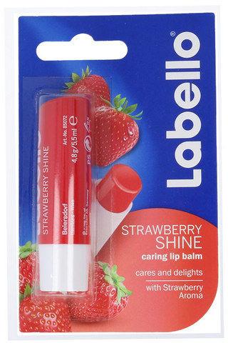 Labello Strawberry Shine 5,5ml W Balsam do ust