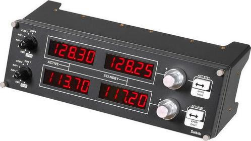 Saitek/MadCatz Pro Flight Radio Panel PZ69