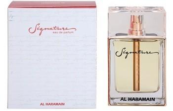Al Haramain Signature woda perfumowana 100ml