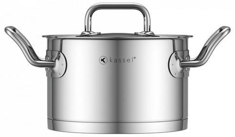 Kassel z pokrywą Pro Chef 24 cm 93036