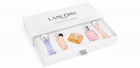 Lancome Zestaw Miniaturek Damskich Hypnose 5ml + Tresor In Love 5ml + Tresor 7,5ml + Miracle 5ml + Hypnose Senses 5ml - 27,5ml