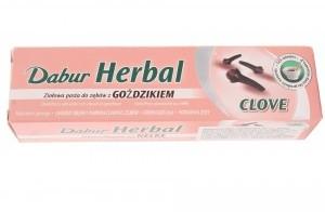 Dabur Pasta do zębów ziołowa z goździkiem - dla wrażliwych zębów - UK - 10