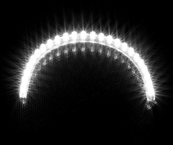 Lamptron Taśma LED FlexLight Standard - 24xLED - biała (LAMP-LEDFL2404)