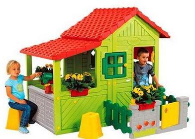 Smoby Domek Floralie 310040