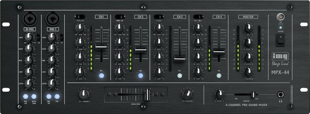 IMG Stage Line MPX-44/SW - mikser DJ