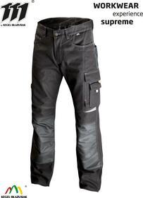 Kegel-Błażusiak odzież Spodnie do pasa Pirate Black - czarne