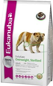 Eukanuba Daily Care Overweight Sterilized 12,5 kg