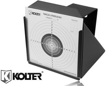 KOLTER Kulochwyt metalowy K-14-5 14x14 cm wzmocniony stożek 3.0145