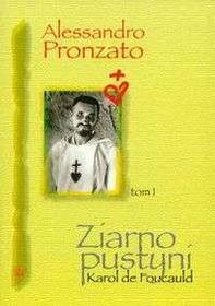 Pronzato Alessandro Ziarno pustyni t.1