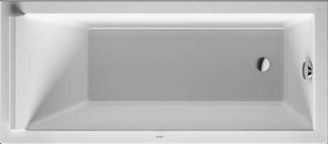 Duravit Starck 160x70 biała 700333000000000