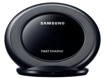 Opinie o Samsung Wireless fast charger Qi Pad + Stand Black EP-NG930BBEGWW