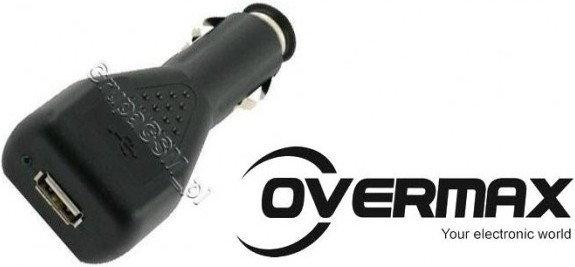 Overmax Ładowarka samochodowa 1,5A EVOLVEO STRONGPHONE Q4 X1 D2 Accu - Wysyłka l