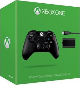 Microsoft Xbox One Controller & Play & Charge Kit