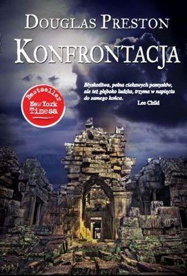 Opinie o DOUGLAS PRESTON KONFRONTACJA - DOUGLAS PRESTON