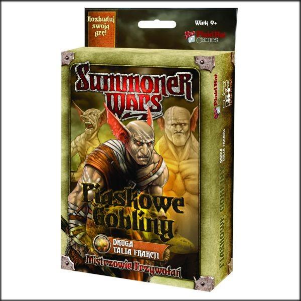 Cube Summoner Wars Druga Talia - Piaskowe Gobliny