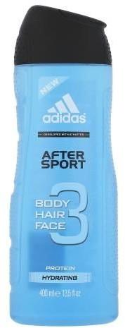 Adidas 3in1 After Sport 400ml M Żel pod prysznic 32152