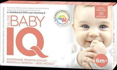 Nutri Baby IQ 30 szt. 3102961