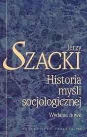 Szacki Jerzy Historia myśli socjologicznej