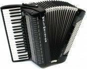 Weltmeister Saphir 41/120/IV/11/5 akordeon (włoskie stroiki)