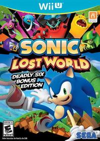 Sonic Lost World Special Edition Wii