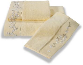 Soft Cotton Ręcznik bambusowy RUYA 50x100cm Łososiowy 81280R
