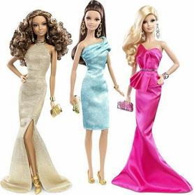 Mattel Barbie na Czerwonym dywanie BCP88
