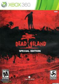 Dead Island Edycja Kolekcjonerska Xbox 360