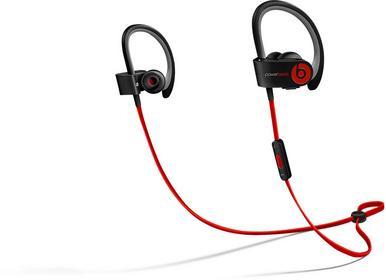 Beats Powerbeats 2 Wireless Czarno-czerwony