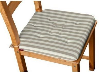 Dekoria Siedzisko na krzesło Olek na krzesło Quadro 136-07