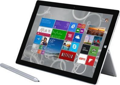 Microsoft Surface 3 Pro 128GB