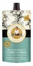 Pierwoje Reszenie (kosmetyki) Mydło w kostce do ciała i włosów. Biała glinka kamczatska Agafii 100g ml