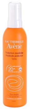 Pierre Fabre Sun Moderate Protection spray do opalania SPF 20 Very Water Resistant 200ml