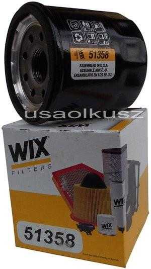 WIX Filtr oleju silnika Nissan Titan