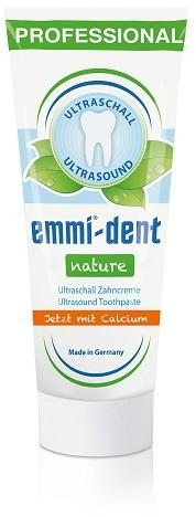 Emag Emmi-dent Nature Calcium - pasta do szczoteczek ultradźwiękowych