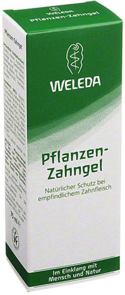 Weleda  roślinny żel do zębów AG 75 ml