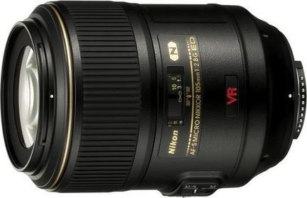 Nikon AF-S 105mm f/2.8 G IF-ED VR Micro