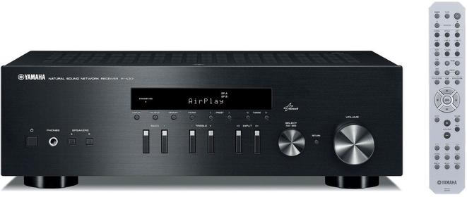 Yamaha R-N301 + Pylon Audio Pearl 25