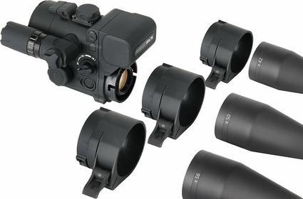 Pulsar Adapter do DFA75 do obiektywu 50mm