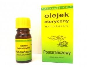Avicenna Oil Naturalny olejek eteryczny pomarańczowy 7ml Avicenna Oil 1883