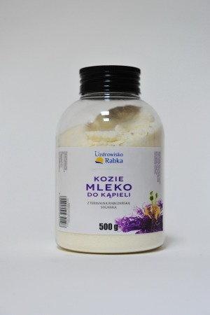 Uzdrowisko Rabka Kozie mleko do kąpieli 500g