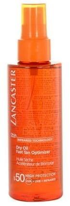 Lancaster Sun Beauty Dry Oil Fast Tan Optimizer SPF50 150ml W Opalanie 54280