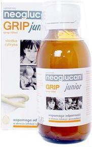 Apipol Farma Neoglucan GRIP Junior 120 ml